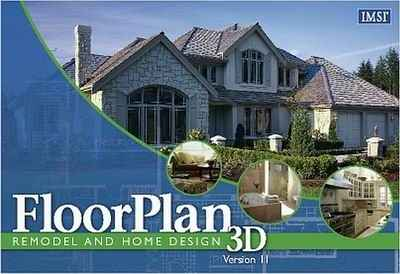 Floorplan 3D Design Rus