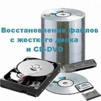 Програмку для восстановления битых файлов