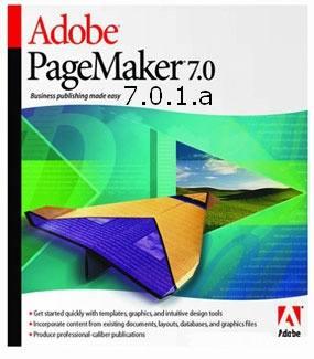 Adobe pagemaker 7.0 rus скачать торрент